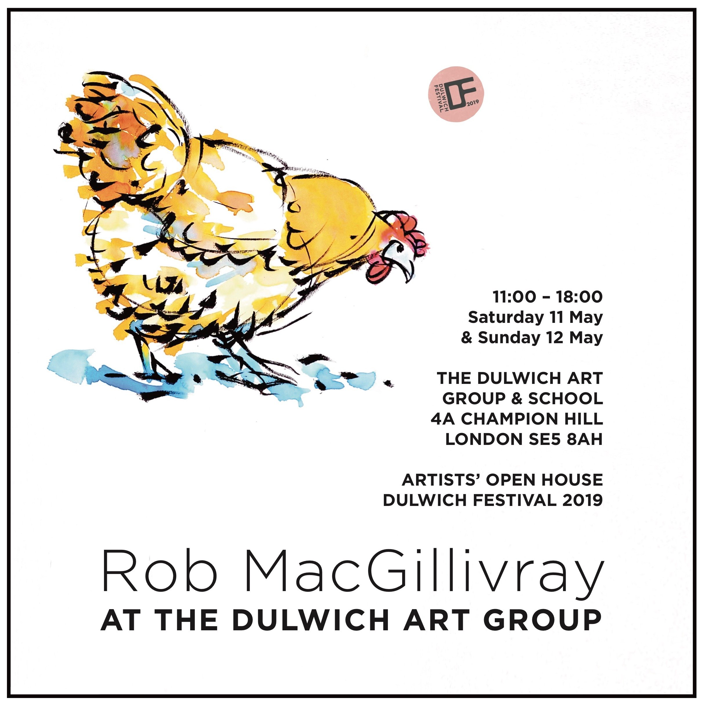 Dulwich Art Group